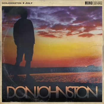 Don Johnston - July EP Cover
